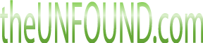 theunfound logo - share your music findings